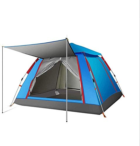 LAZ Camping Tent for Picnic Fishing Hiking Traveling,Outdoor Sundome Tent, Breathable Sunscreen and Rainproof