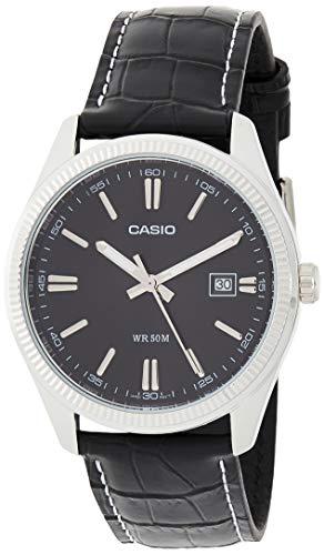 Casio Classic Black Watch MTP1302L-1A