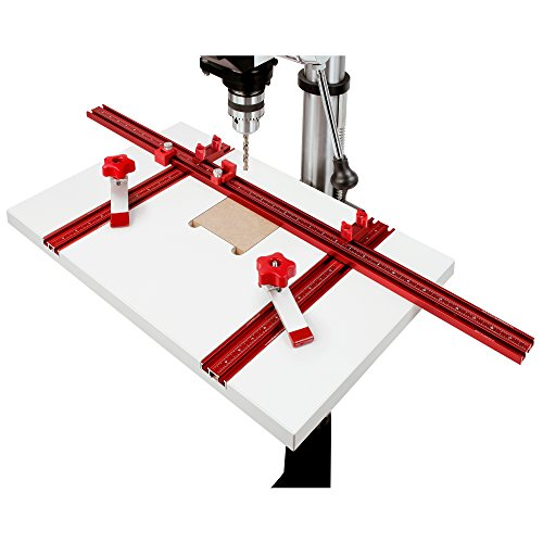 Woodpeckers Precision Woodworking Tools WPDPPACK1 Drill Press Table, 1-Pack