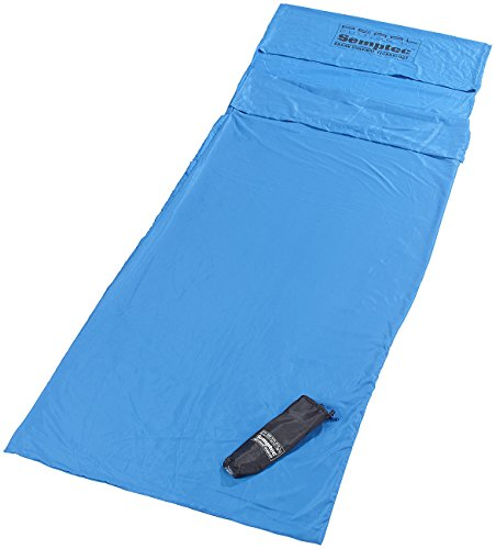 Semptec Urban Survival Technology Reiseschlafsack: Hütten-Schlafsack aus Mikrofaser, Rechteckform (Mikrofaser Hüttenschlafsäcke)