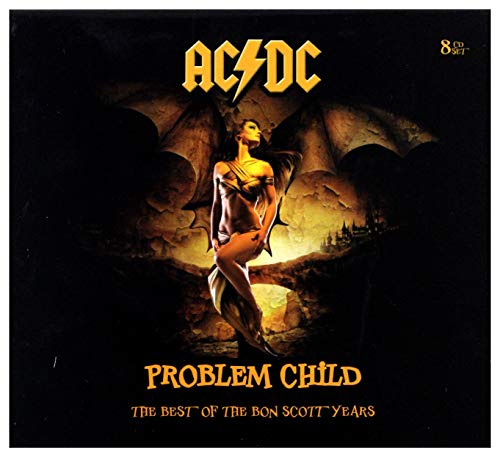 AC/DC - PROBLEM CHILD: THE BEST OF THE BON SCOTT YEARS - 8 CD SET