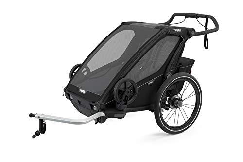 Thule Chariot Sport 2 Black Fahrradanhänger Kinderanhänger 2021