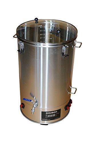 Brewzilla Digiboil 65 Liter - Digitaler Maischekessel - Getränkekocher