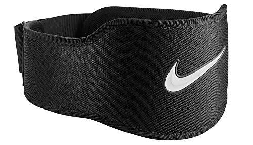 Nike Strength Training Belt 3.0 L Black/Black/White