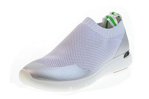 Uma Parker New York Schoenen Vrouw Sneaker Laag 170119FK Vlieg KITTING Wit