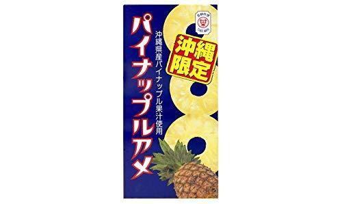 セイカ食品 沖縄限定パイナップルアメ(8粒×6個詰) ×6箱