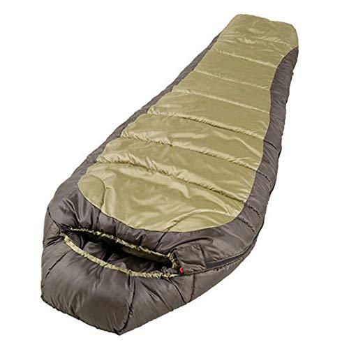 ZHANG HONG-tapijt Z-H-C Camouflage slaapzak, grote volwassen enkele 3 seizoenen waterdicht wandelen lichtgewicht met compressiezak om warm te houden