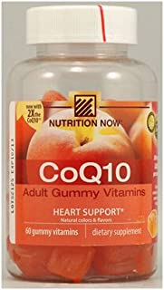 COQ10 Vitamins; Adult Gummy