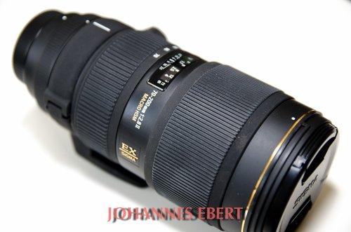Sigma 70-200mm F2,8 EX DG Makro HSM II Objektiv (77mm Filtergewinde) für Nikon