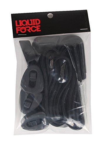LACE KIT Liquid Force schwarz