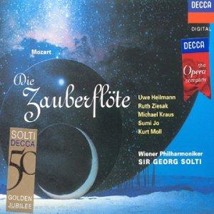 Mozart WA-la Flûte Enchantée-Uwe Heilmann-Orch.Ph.Vien-Solti