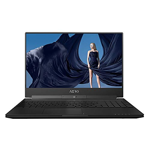 'Gigabyte Gaming Notebook Aero 15x V8, 15,6, Ultra HD, NVIDIA GeForce GTX 1070, Intel Core i7–8750h, 16GB Memoria