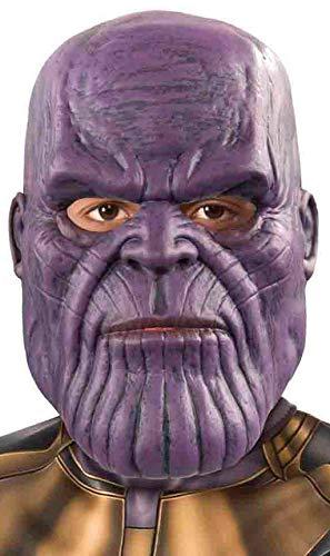 Avengers, Infinity Wars - Mscara de Thanos para nios, infantil Talla nica (Rubie's 300086)