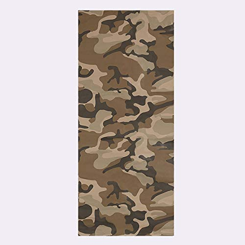 Viviance 150X60Cm Camo Camouflage Car Stickers Forest Desert Digital Vinyl Film Wrap Decal Air Bubble Free - Verlassen