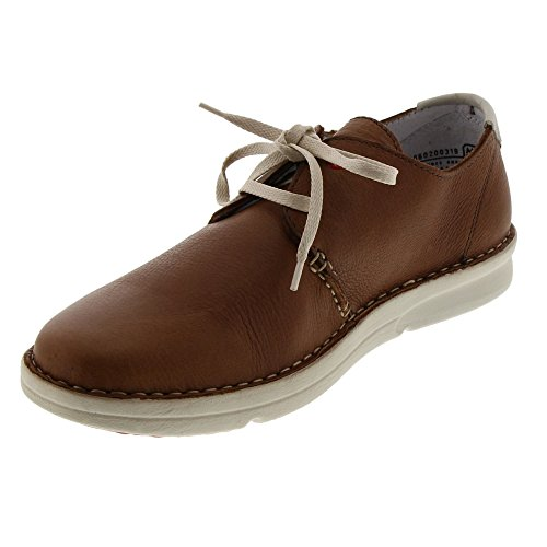 Marc Shoes Binz, Zapatillas para Hombre, Marrón (Braun 00319), 45 EU