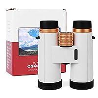 10X42双眼鏡、屋外ハンティング広角暗視ポータブル望遠鏡、旅行、バードウォッチング、観光、スポーツと旅行に適しており、より広いイメージング範囲、操作が簡単