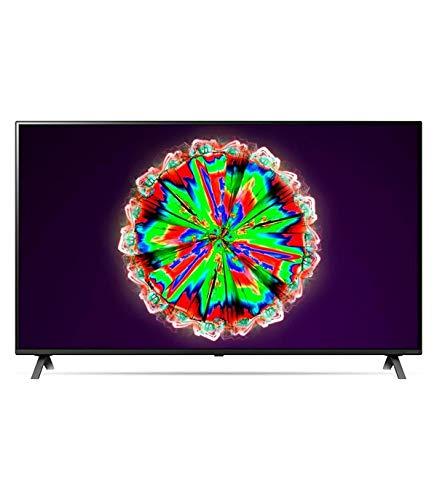 LG 65NANO806 TELEVISOR 4K, Negro, Estandar
