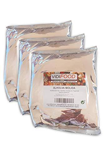 Gemahlener Bockshornklee - 3kg - Vollmundige Methi-Samen - Ziegenhorn oder griechischer Heusamen - Keto-, Paläo- und vegane Ernährung