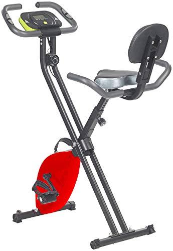 Heimtrainer klappbar mit Rückenlehne für Senioren Bild 4*