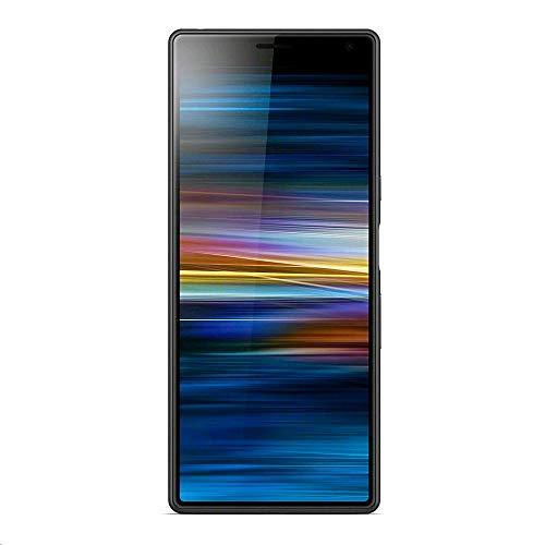 Sony Xperia 10 (I4193) 4GB / 64GB 6.0インチ LTE Dual SIM SIMフリー [並行輸入品] (Black/ブラック)