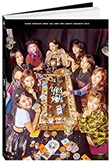 JYP Entertainment Twice - YES o r YES [A ver.] (6th Mini Album) CD+Photocards+YES o r YES Card+Folded Poster+Pre-Order Ben...