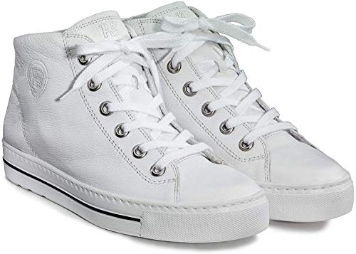 Paul Green 4735 Damen Sneakers Weiß, EU 38