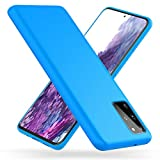 NALIA Cubierta Néon Compatible con Samsung Galaxy S20 Plus Funda, Ultra-Fina Resistente Delgado Silicona Cover Case, Suave Goma Carcasa Protectora Telefono Movil Proteccion Trasera, Color:Azul