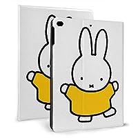 ミッフィー Miffy Ipad 7.9 ケース Ipad 9.7 インチ Ipadmini4/5ケース Ipadair1/2 9.7インチ 対応 Ipadmini4/5 7.9ケース 全面保護型 手帳型 耐衝撃 防塵 軽量 二つ折りスタンド スマートケース