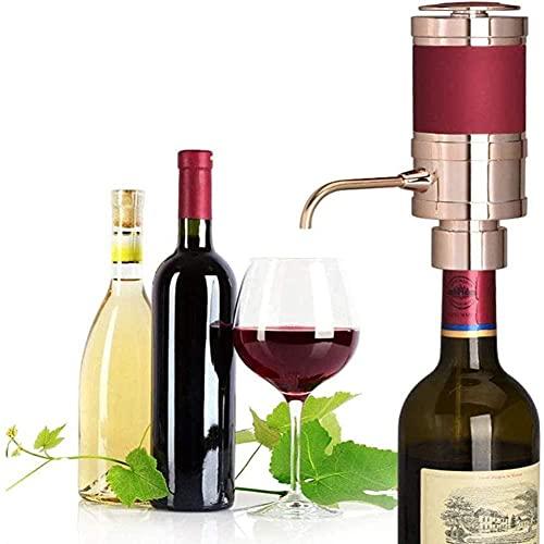 Automatische wijndispenser Elektrische Smart Wine Beluchter Pourer One-Touch Operatie Bespaar tijd Aëraten Wijn in 1-3…
