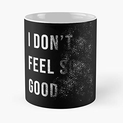 Feel So Good Meme War Infinity Death Disappear Peter Tony Die Stones - Best 11 oz Kaffee-Becher - Tasse Kaffee Motive