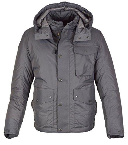 CP Company Herren Goggle Hooded Micro Jacke, Gr. M, Grau Gr. Large, grau