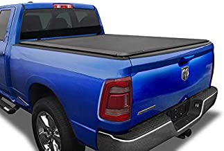 Tyger Auto T1 Soft Roll Up Truck Bed Tonneau Cover for 2019-2020 Ram 1500 New Body Style | 5'7