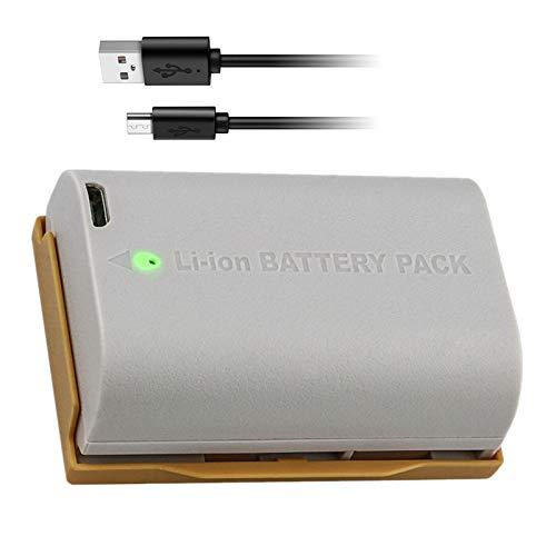 Kastar Battery Compatible with Canon LP-E6 LP-E6N and Canon EOS 5DS R, EOS 5D Mark II, 5D Mark III, 5D Mark IV, EOS 6D, 6D Mark II, EOS 7D SV, EOS 7D Mark II, EOS 60D, 80D, 90D, XC10, XC15, Z CAM E2C