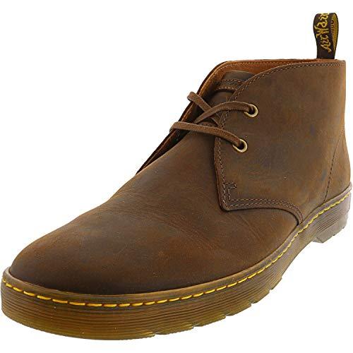 Dr. Martens Herren Cabrillo Crazy Horse Desert Boots, Braun (Gaucho), 43 EU