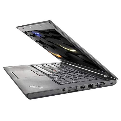 Lenovo Thinkpad T450 - i5-5200U 2,2 GHz CPU - 8 GB RAM - 14 Zoll - 1366x768 Pixel Auflösung - 250 GB SSD - Windows 10 Pro(Generalüberholt)