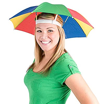 Umbrella Hat Pack of