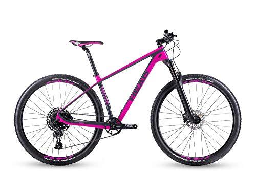 Head Bike MTB, Bicicletta Donna, Verde Menta, 29/48cm