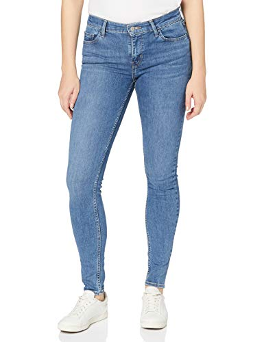 Levi's Innovation Super Skinny Jean, Velocity Upbeat, 23W / 30L Femme