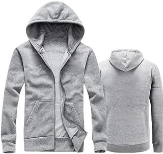 Sweatshirt grey zipper