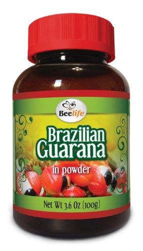 Brazilian Guarana Powder - 3.6 Oz (100gr)