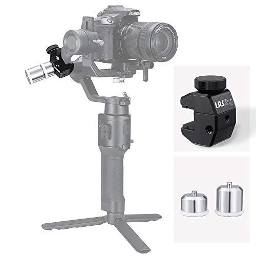 MeterMall Useful R022 Universal Gimbal Counterweight for DSLR Camera Stabilizer DJI Ronin SC Zhiyun Feiyu AK2000 AK4000 Counter Weight for BMCC 4K 8K