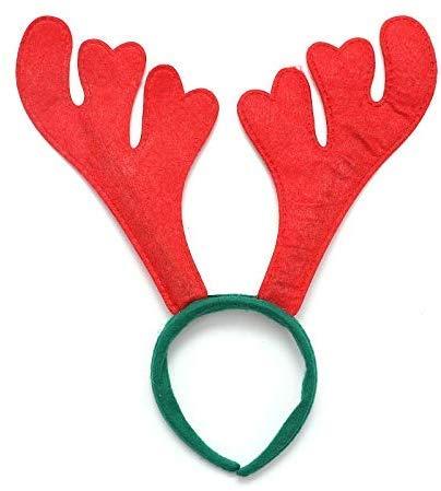 SDJ Kerstmis Decoratieve Items Antlers Hoofdband Hoofd Inhouden Versierde Kerstmis Feestjurk Volwassen Kinderen Kleine Geschenken (9 Sets)