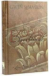 Exodus Devotional Volume One