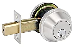heavy duty deadbolt