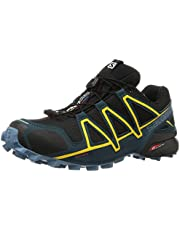 SALOMON Speedcross 4 GTX, Scarpe da Trail Running Impermeabile Uomo
