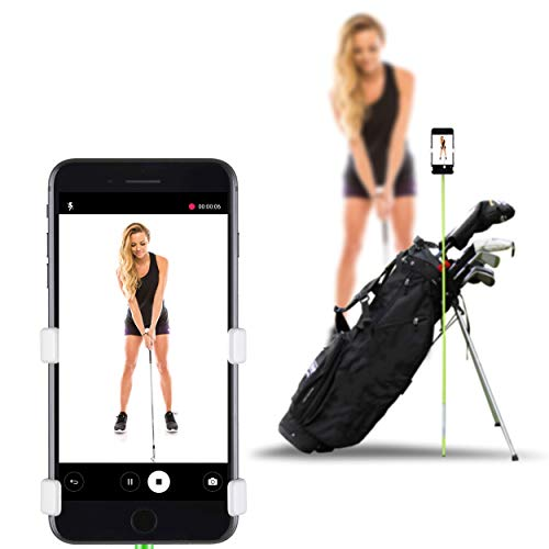 SelfieGolf Record Golf Swing Training Aid