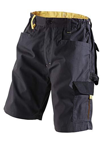 Roadsign 20281-54-6490 Short, anthrazit/gelb, Size 54