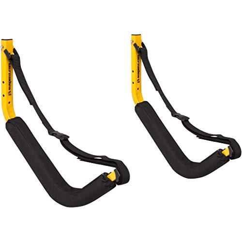 """Suspenz EZ Kayak Rack, Yellow , 21"""" x 21"""""""