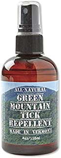 all natural green mountain tick repellent