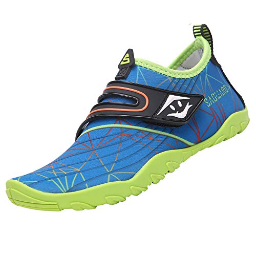 SAGUARO Zapatos de Agua para Niños Secado Rápido Antideslizante Natación Calzado